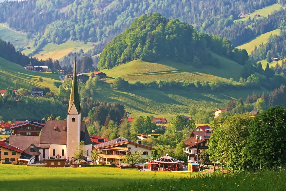 Tyrol i Østrig