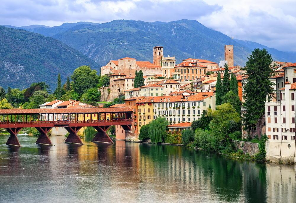 Bassano del Grappa - Veneto i Norditalien
