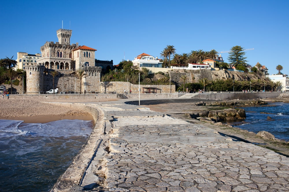 Estoril i Portugal