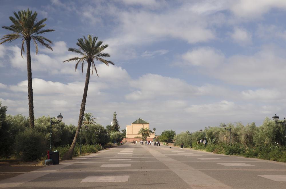 Menara haven - Marrakech i Marokko