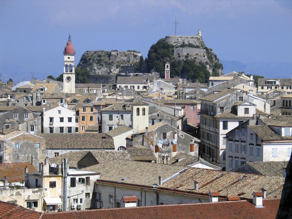 Paleocastriza - Korfu i Grækenland