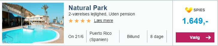 Puerto Rico - Spanien