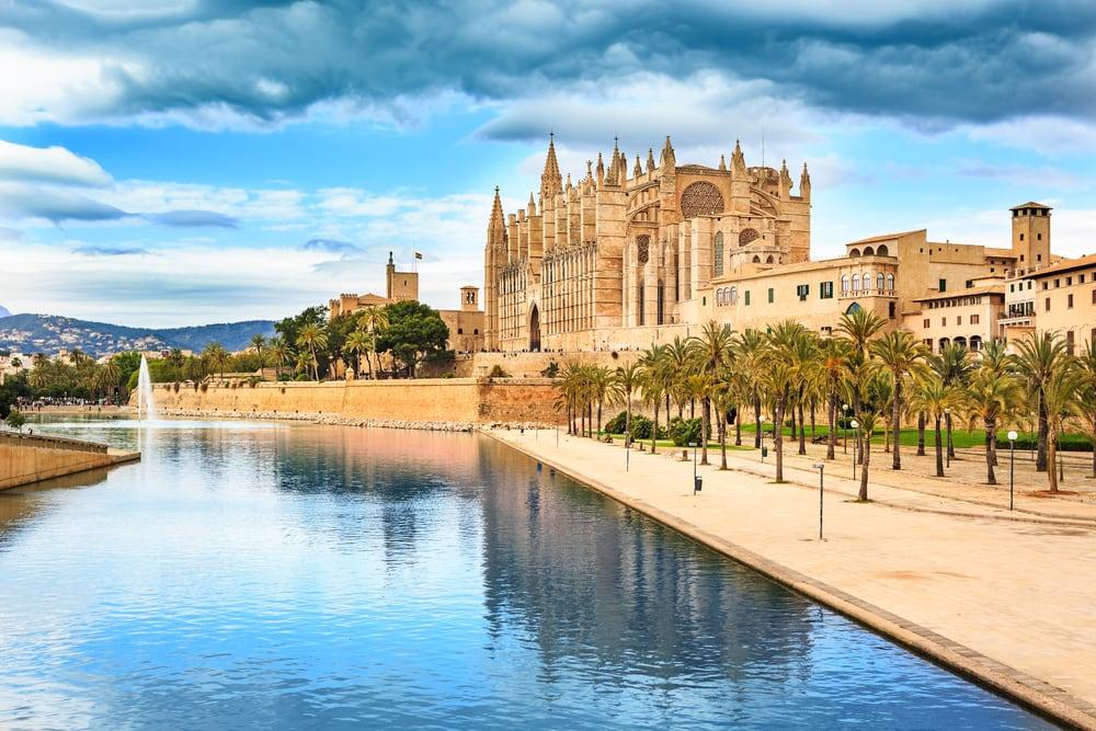 Santa Iglesia Catedral de Mallorca - Spanien