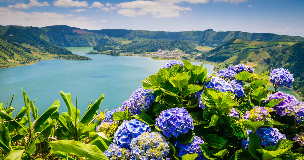 Azorerne i Portugal