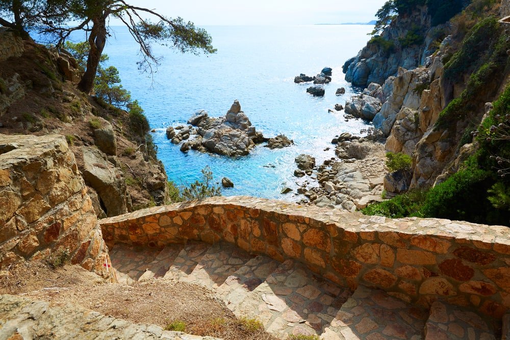 Cami de Ronda - Costa Brava i Spanien