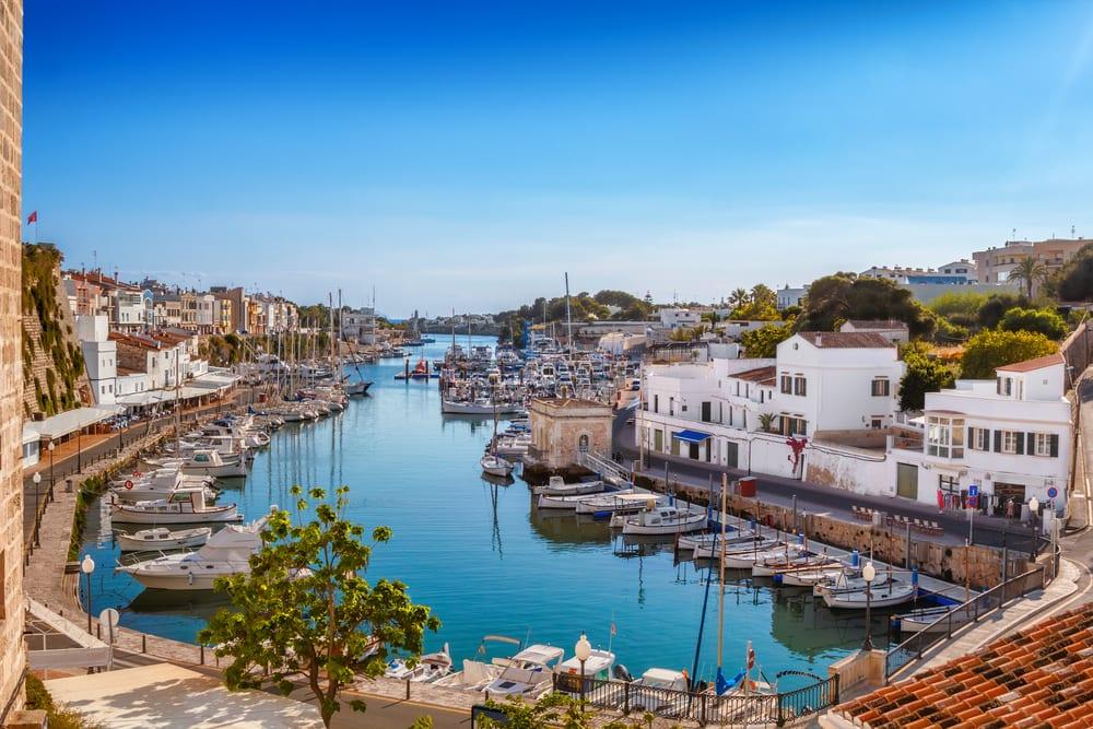 Ciutadella - Menorca i Spanien