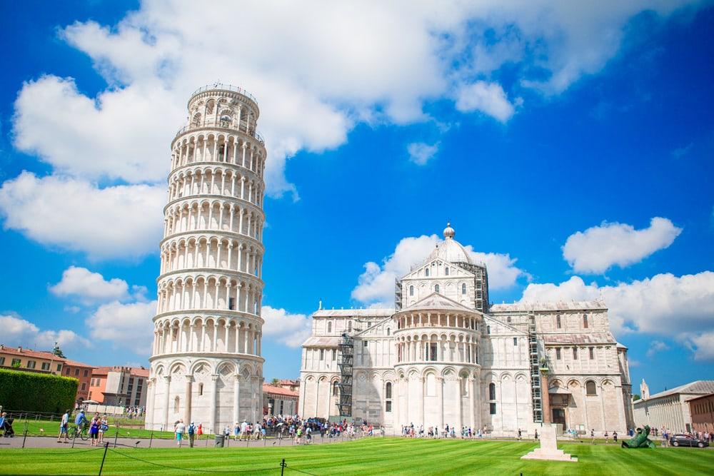 Storbyferie i Pisa - Italien
