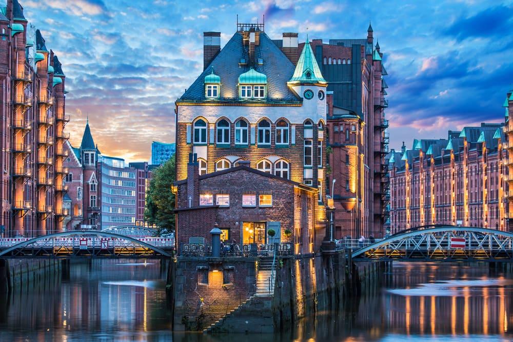 Miniatur Wunderland i Hamborg
