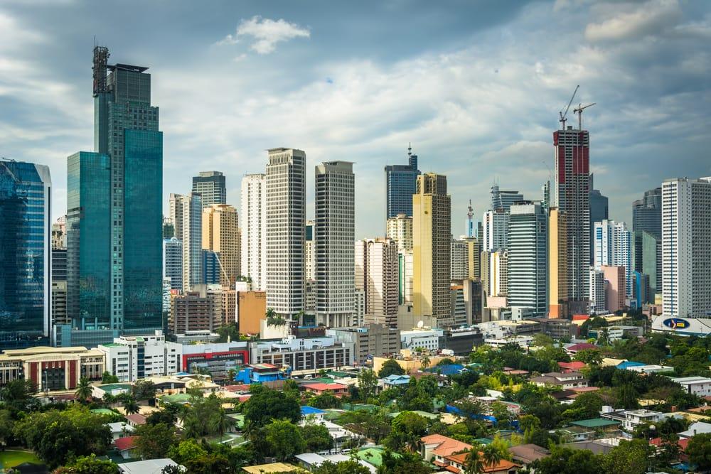 Manila på Filippinerne
