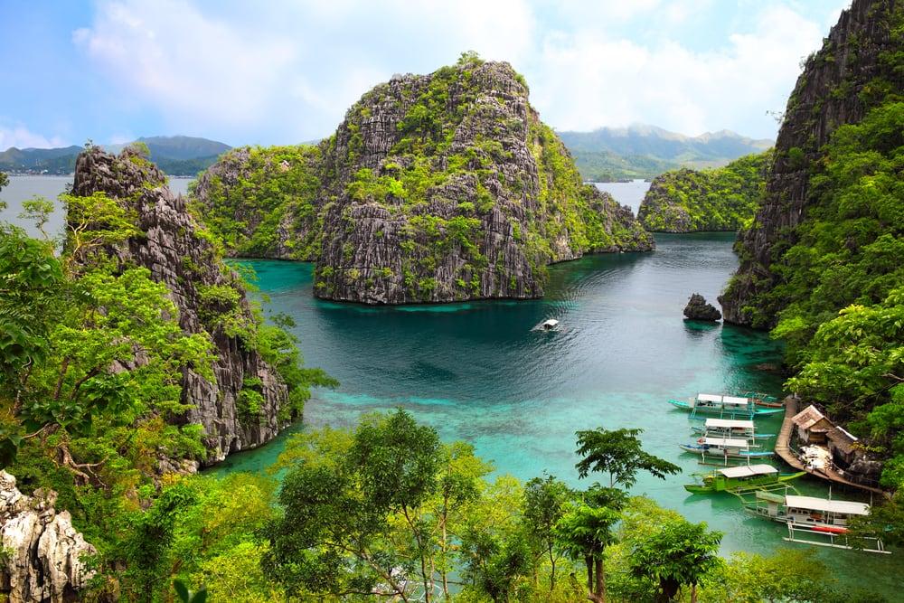 Palawan på Filippinerne
