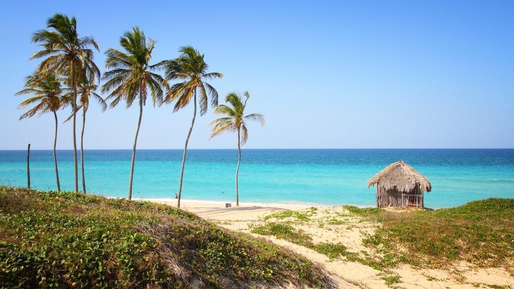 Playa Megano på Havana - Cuba