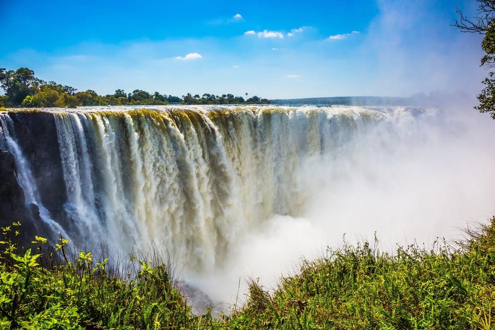 Victoria Falls - Sydafrika