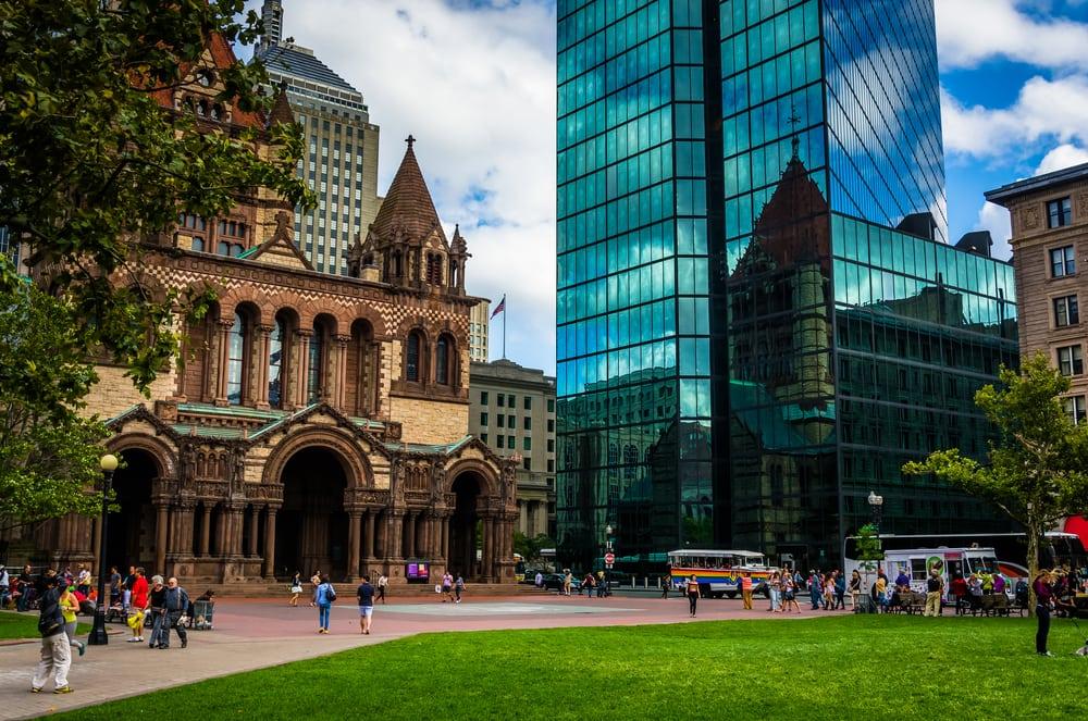 Boston - Massachusetts i USA