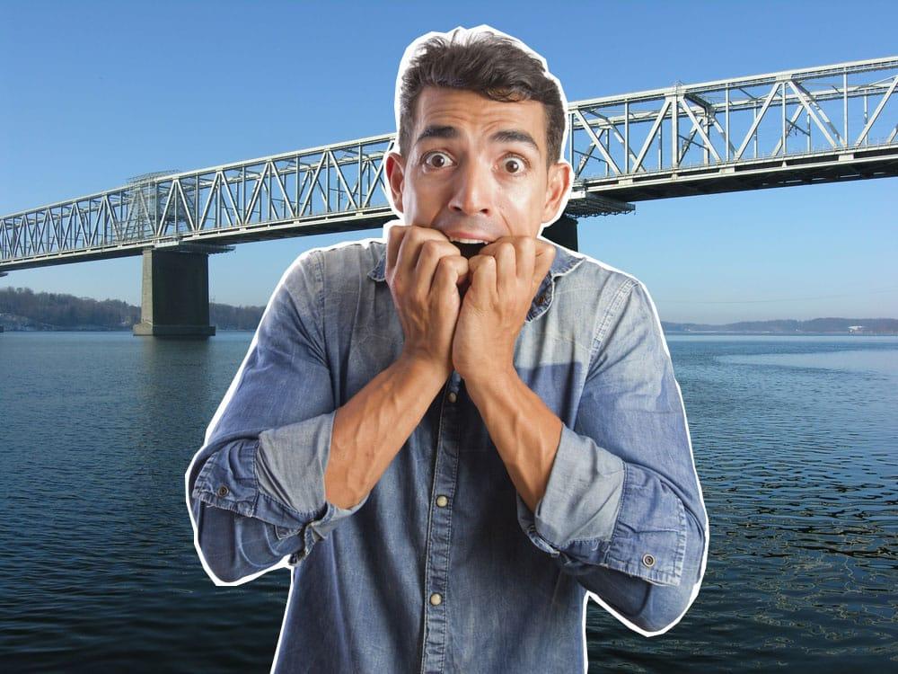 Bridge walking - Den perfekte fars dags gave