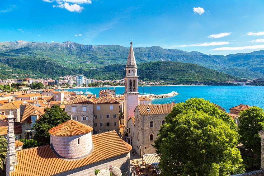Charterferie i Montenegro