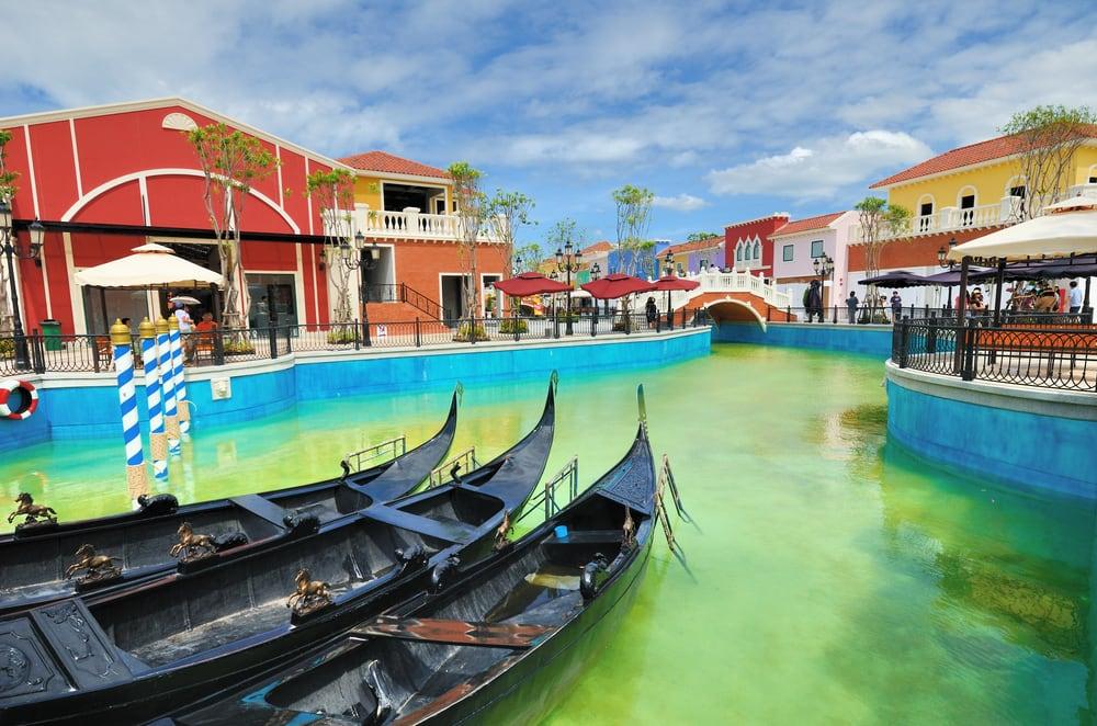 Hua Hin i Thailand