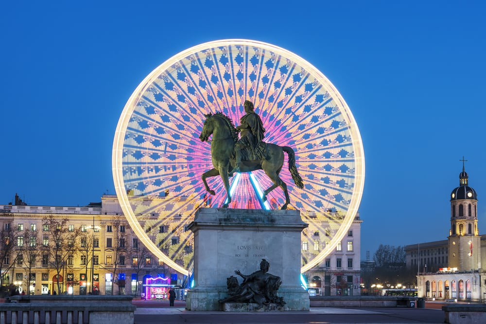 Lyon i Frankrig