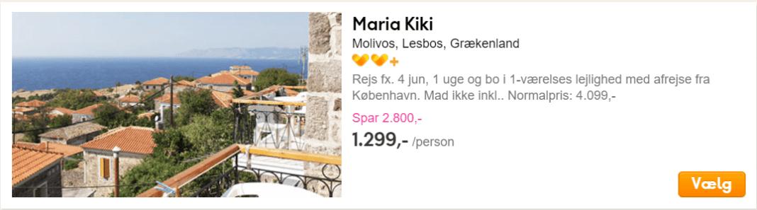 Molivos, Lesbos, Grækenland