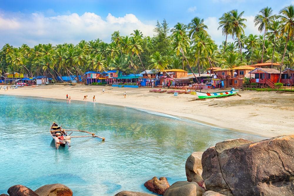 Billige flybilletter til Goa