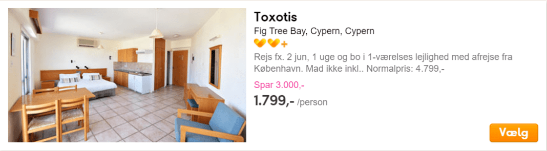 Fig Tree Bay, Cypern