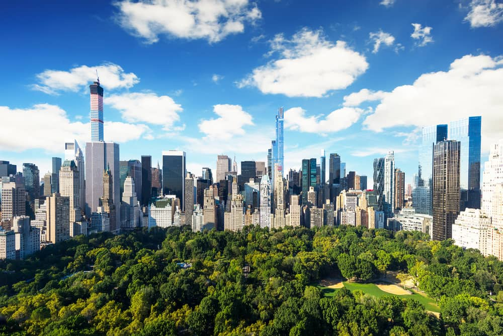 Central Park - New York i USA