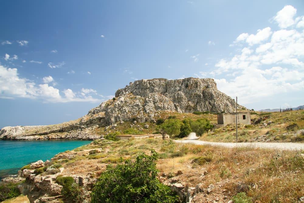 Feraclos - Rhodos i Grækenland
