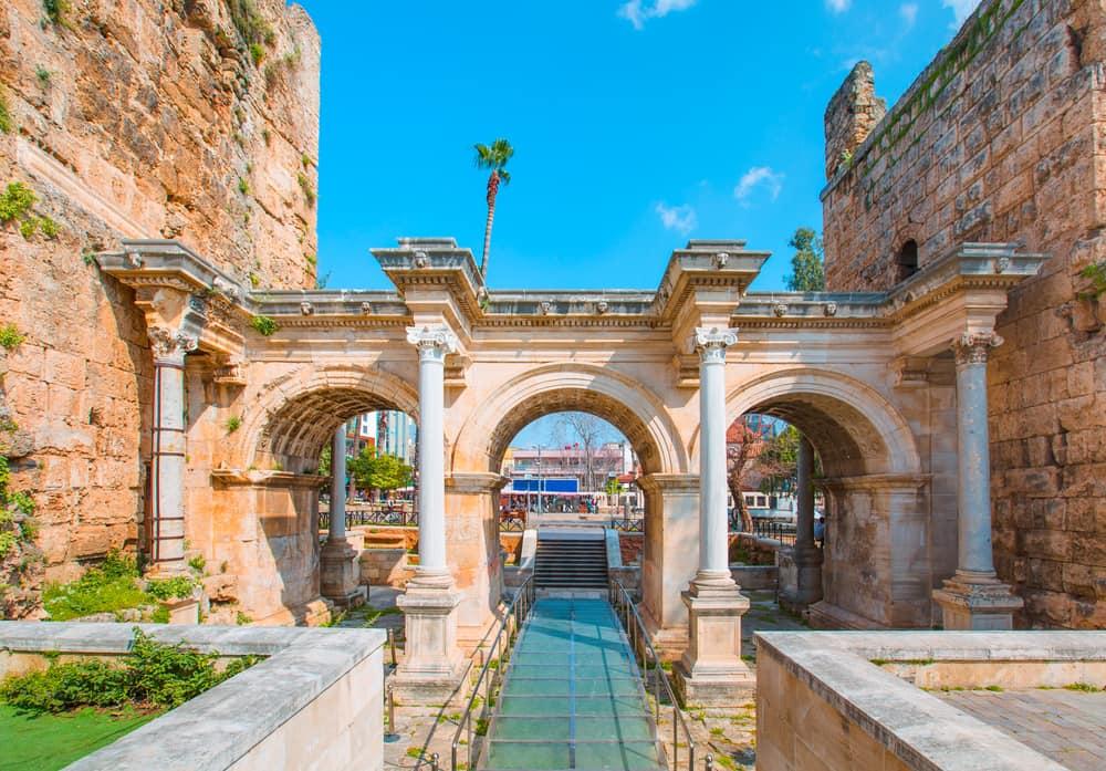 Hadrian's Port - Antalya i Tyrkiet