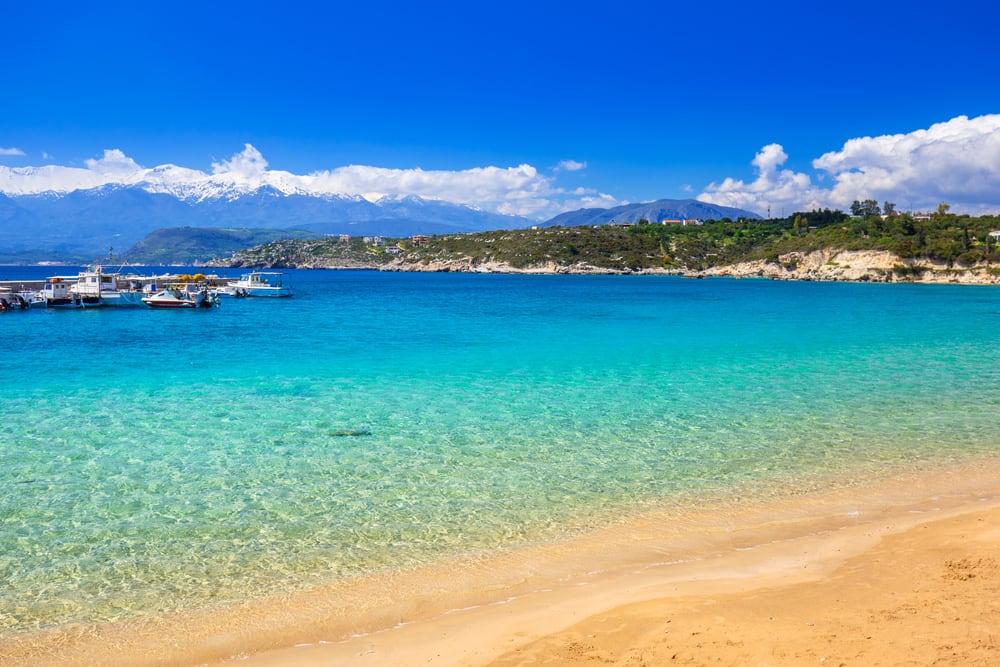 Marathi bugten - Kreta i Grækenland