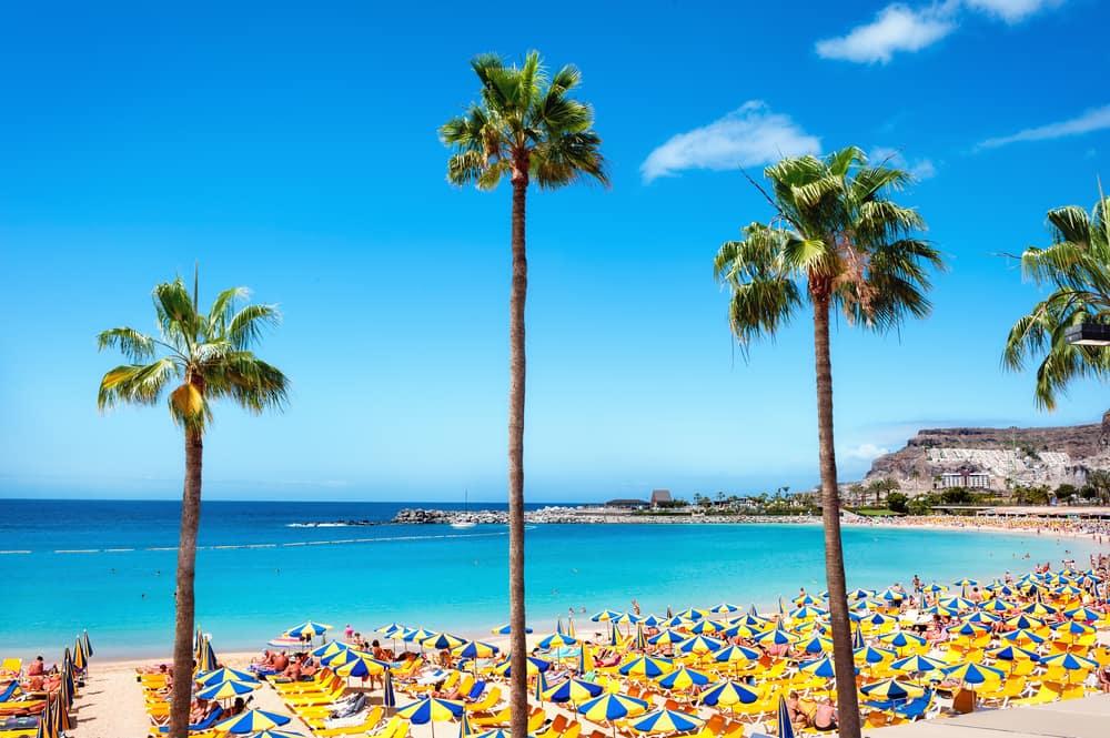 All-inclusive på Gran Canaria