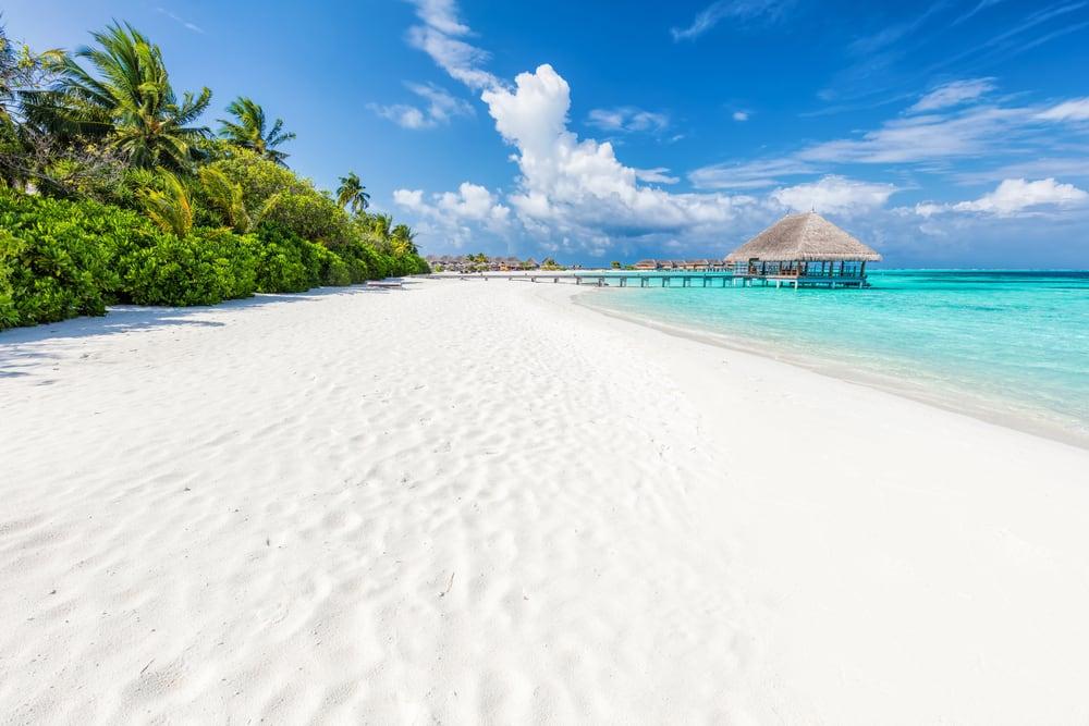 Strand - Maldiverne