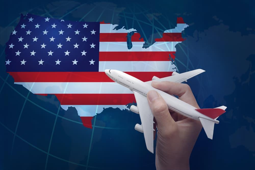 Vind flybilletter til USA