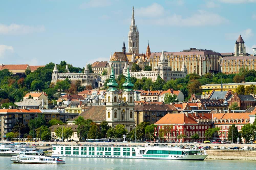 Miniferie i Budapest