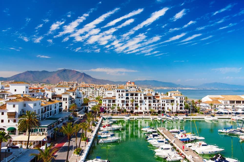 Duquesa - Costa del Sol i Spanien