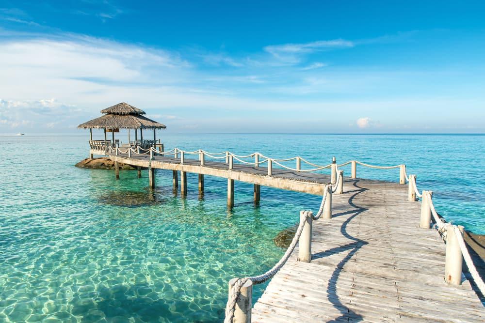 Mole - Phuket i Thailand