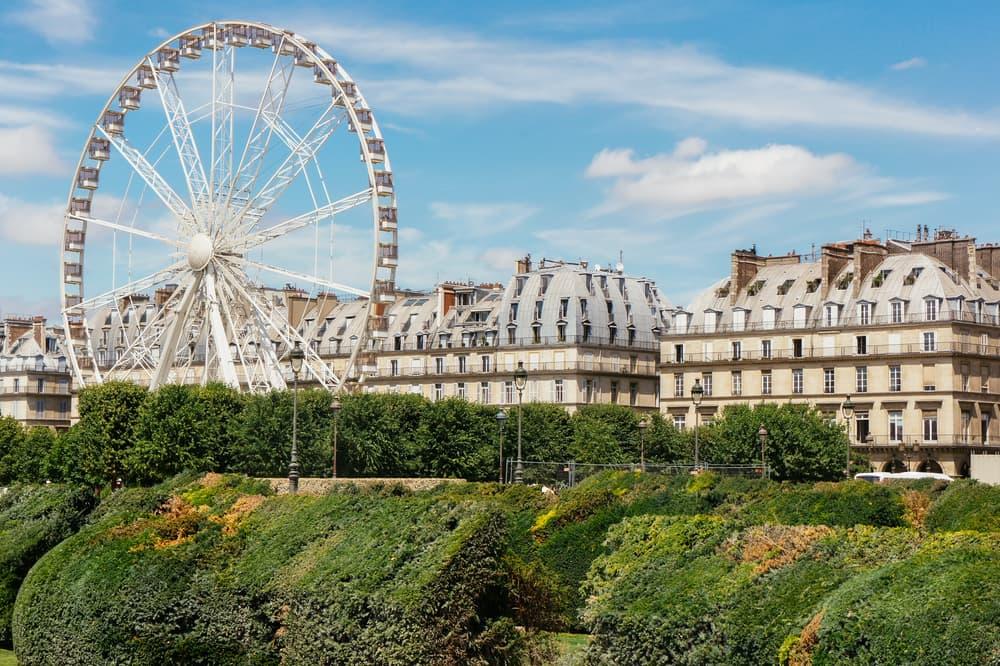 Place de la Concorde - Paris i Frankrig