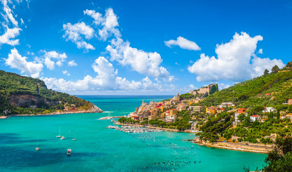 Portovenere - Cinqure Terre i Italien