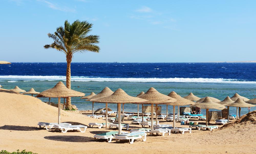 Sharm el Sheikh i Egypten