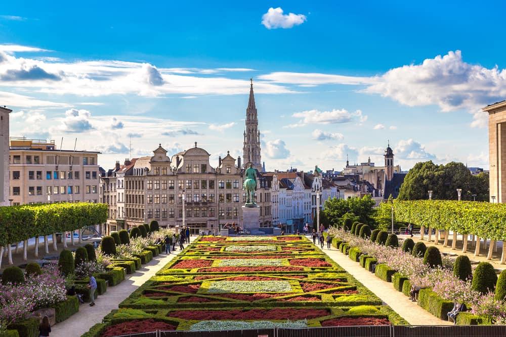 Bruxelles i Belgien