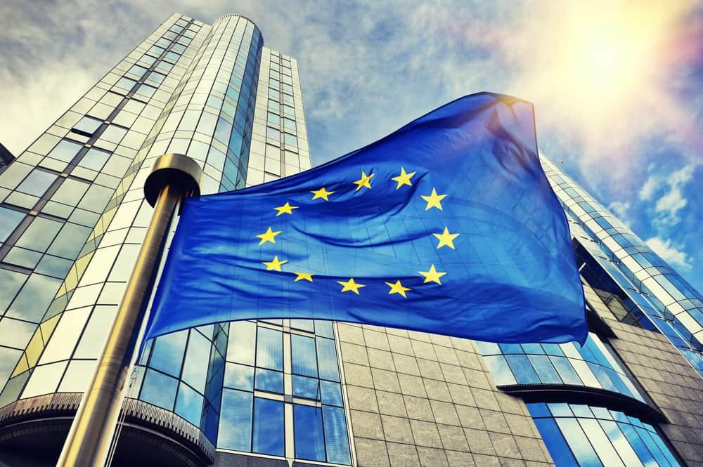 EU Parlamentet - Bruxelles i Belgien