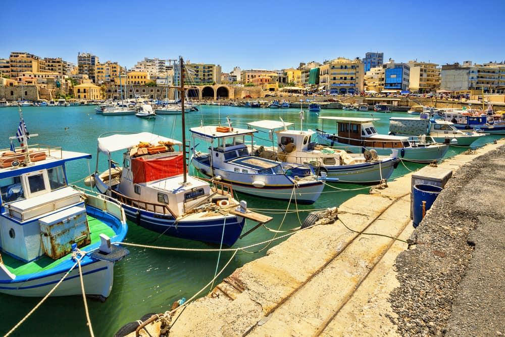 Heraklion - Kreta i Grækenland