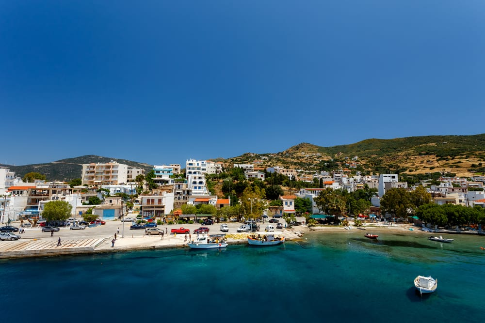 Marmari - Evia i Grækenland