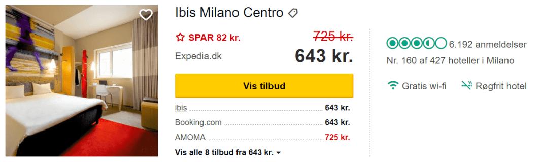 Ibis Milano Centro - Milano i Italien