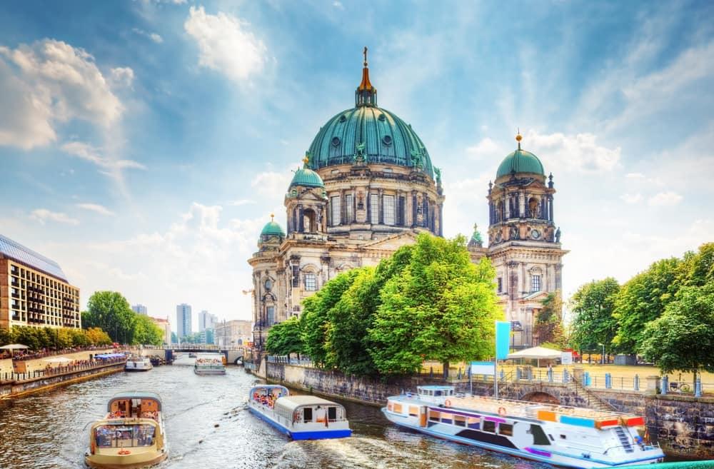 Ferie i Berlin