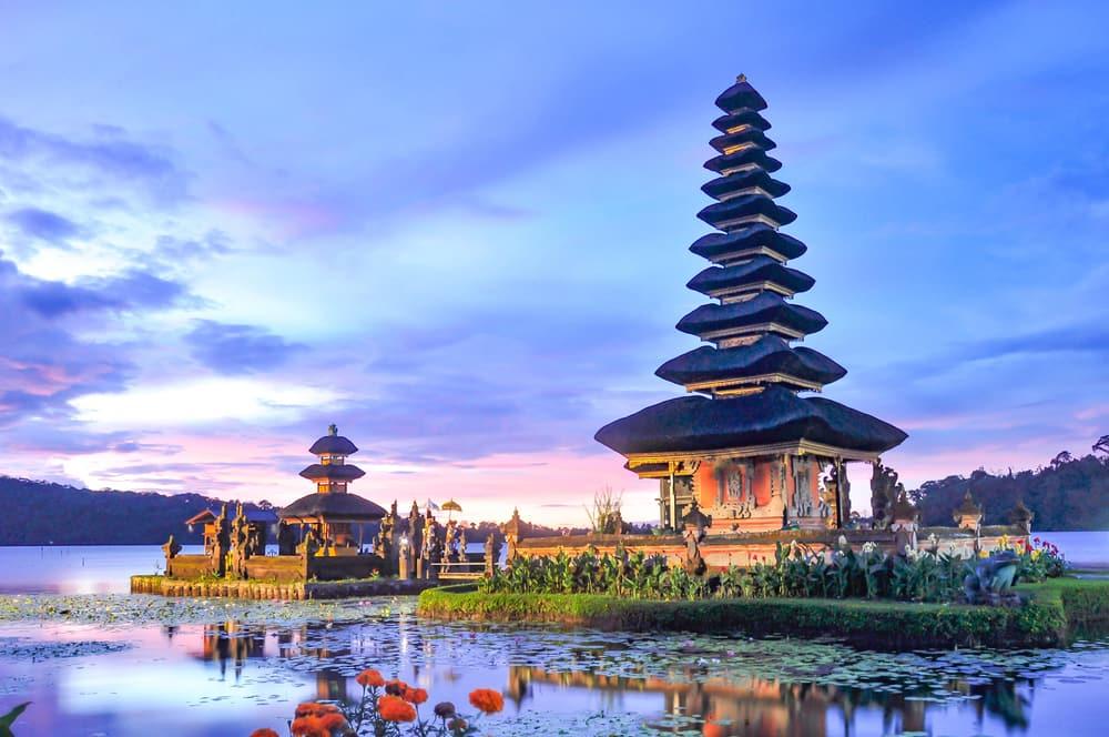 Pura Ulun Danu Bratan - Indonesien