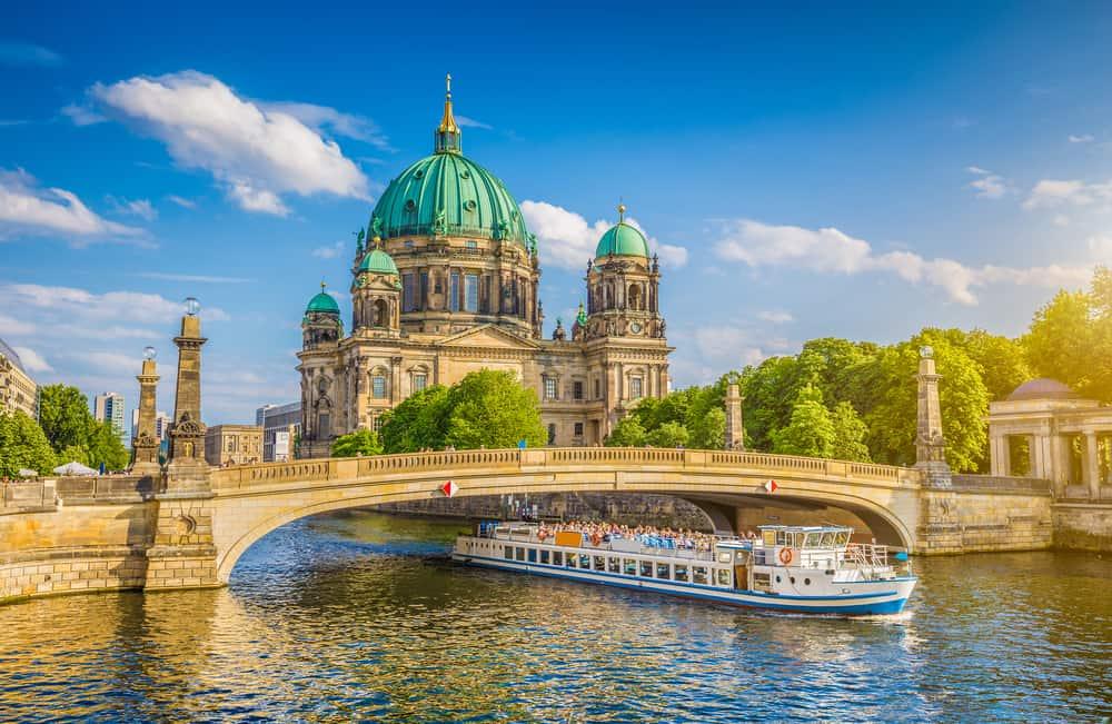 Berliner Dom i Tyskland