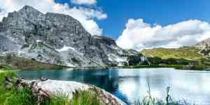 Alpeferie i Østrig