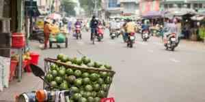 Ho Chi Minh City i Vietnam