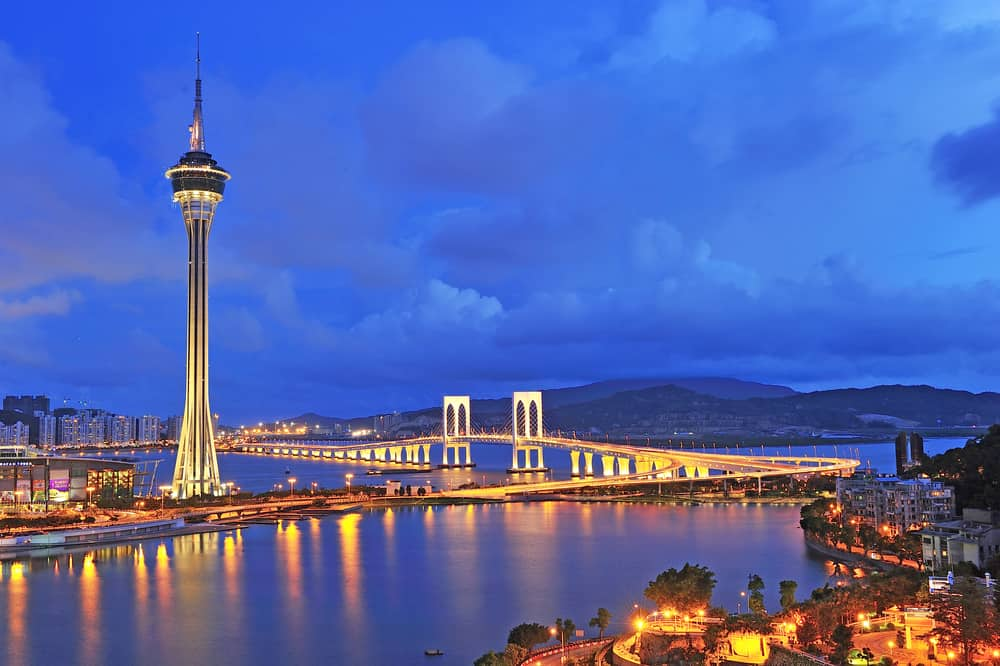 Macau Tower i Kina