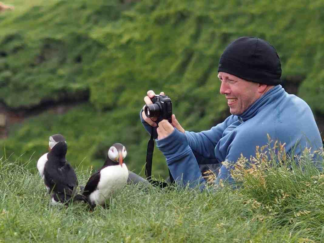 Travelafoot.dk - Toni på Færøerne
