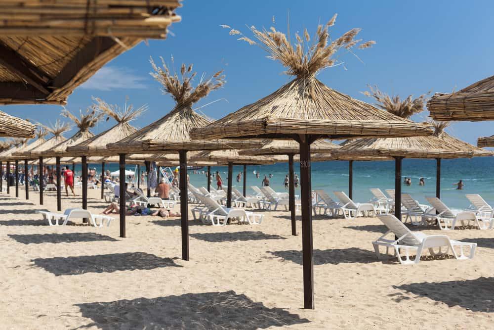 Ferie i Golden Sands i Bulgarien